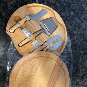 Other - New cheese board set